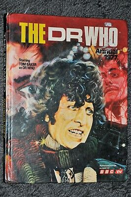 1977 Doctor Who Annual