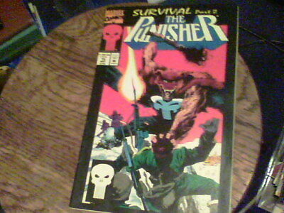 The Punisher # 78 May 1993  Marvel Survival part 2