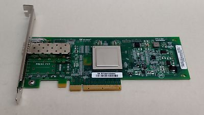 Lot of 2 QLogic QLE2560 8Gbps Fibre Channel PCI Express x8 Host Bus Adapter