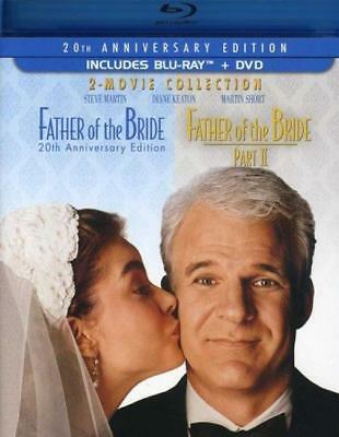 Father of the Bride: 20th Anniversary Edition 2-Movie Collection - 3-Disc BD...