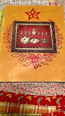 DON SORENSEN Collection Antique Dishes PRUSSIA Reference Book VERY RARE 1979