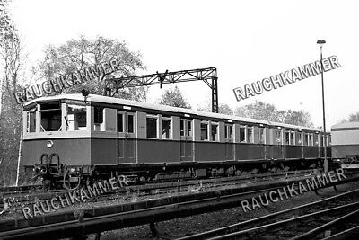 Foto 20x30+10x15+Datei DR 275 681-5 S-Bw Wannsee 1973 #D06736