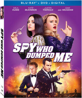 SPY WHO DUMPED ME [Blu-ray] Blu-ray