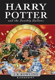 Harry Potter and the Deathly Hallows (Harry Potter ... | Buch | Zustand sehr gut