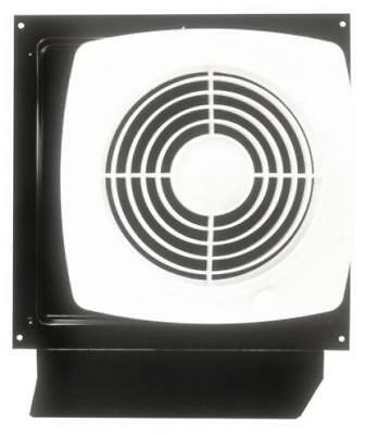 Broan Model 509S 8-Inch Through-Wall Utility Fan with Integral Rotary...