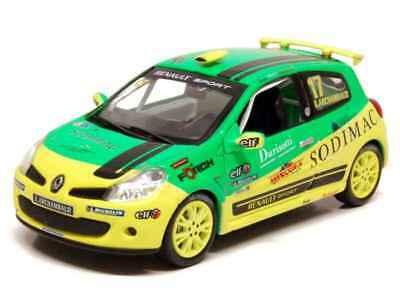 Renault Clio Iii Rs Cup #17 Asami 2008 Archambaud Norev 1/43 7711425941