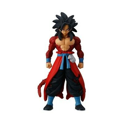 SS4 SON GOKU XENO Super Dragon Ball Skills Figure 02 Bandai Japan NEW