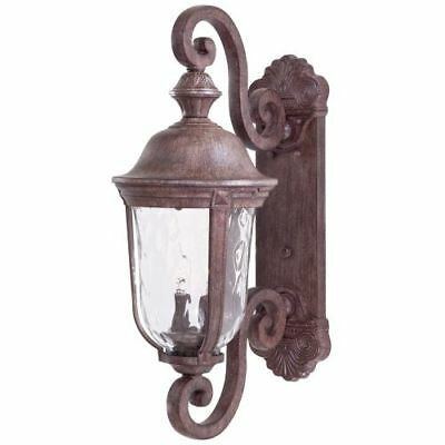 The Great Outdoors 8991-61 2-Light Outdoor Wall Sconce, Ardmore Collection