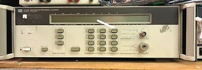 HP AGILENT KEYSIGHT 5352B MICROWAVE FREQUENCY COUNTER 40 GHz