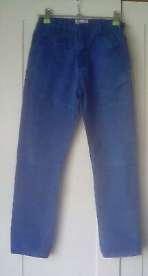 Boys TU (Sainsburys) blue jeans, age 9 years, very good used condition