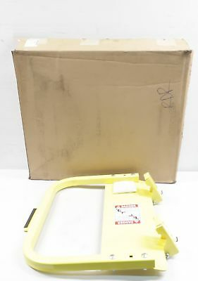 Ps Doors LSG-18-PCY Safety Gate Yellow 16-3/4in To 20-1/2in