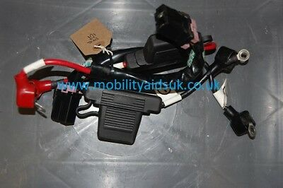 Rascal 850 Pair of Battery Leads