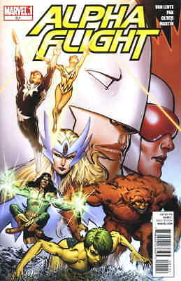 Alpha Flight (4th Series) #0.1 VF/NM; Marvel   save on shipping - details inside