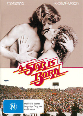 A Star Is Born 1976 (Region 4 DVD)