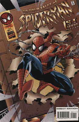Untold Tales of Spider-Man #1 VF/NM; Marvel | save on shipping - details inside
