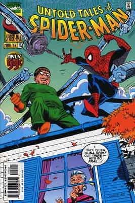 Untold Tales of Spider-Man #19 VF/NM; Marvel | save on shipping - details inside