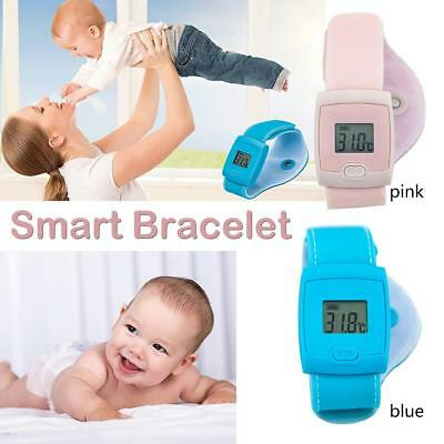 Smart Baby Bluetooth Intelligent Thermometer Fever Warning Temperature Monitor