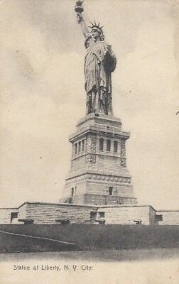 New York City, Statue of Liberty ngl E9123