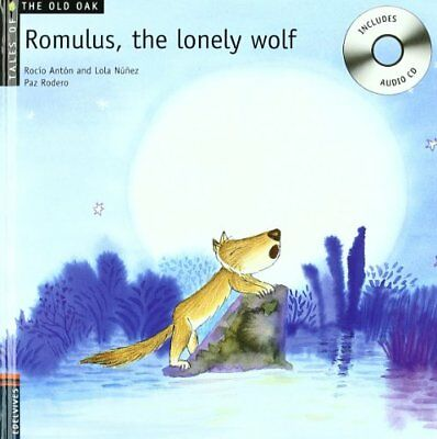 Rumulus, the Lonely Wolf (Tales of the Old Oak),Rocío Antón, Lola Nunez