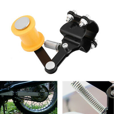 Universal NEW Adjuster Chain Tensioner Bolt On Roller Motorcycle Chain Tensioner