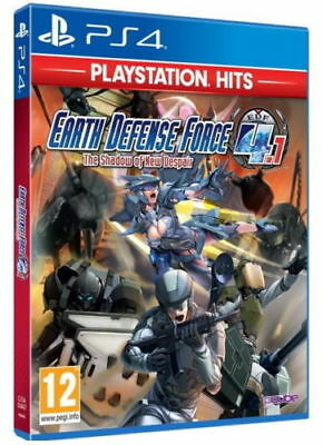 Earth Defense Force 4.1: The Shadow of NEW Despair (PS4) New SEALED HITS