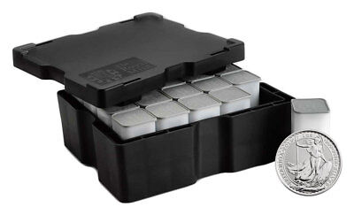 Monster Box of 500 - 2019 Britain 1 oz Silver Britannia £2 BU Coins SKU55559