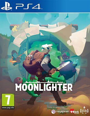 Moonlighter (PS4)  BRAND NEW AND SEALED - IN STOCK - QUICK DISPATCH