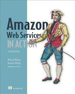 Amazon Web Services in Action (Paperback or Softback)