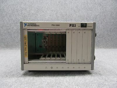 National Instruments PXI-1000 Embedded Computer Chassis