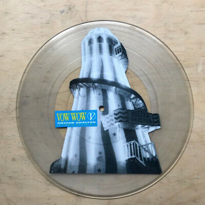 """Vow Wow Helter Skelter 10"""" Pic Disc 1989 Extended Geijin Mix + Keep On Moving +"""