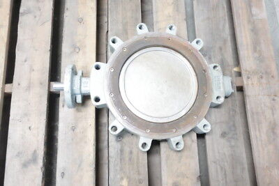 Abz 402-100 Manual Lugged 12in Butterfly Valve 150