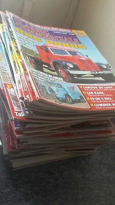 Job lot 150 issues of CLASSIC AND VINTAGE COMMERCIALS magazine vehicles VGC