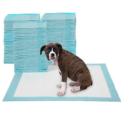 150 Dog Puppy Training Wee Wee Pee Housebreaking Pads Underpads Stay Dry 30x30''