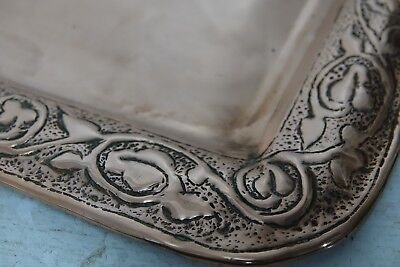 Early Arts & Crafts Copper Tray - Art Nouveau - Newlyn Interest - Rare - L@@k