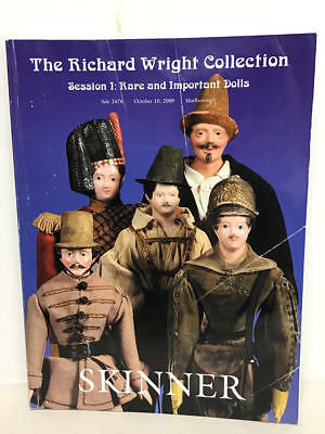 Skinner - Richard Wright Collection, Auction Catalogue Part 1