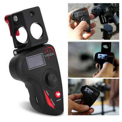 4h 2.4G Wireless Remote Controller + Bracket for MOZA Air Lite2 Handheld Gimbal