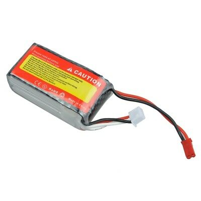 3X(golden lion Power Lipo 11.1v 900mah 25C - 35C 3S1P Batterie JST Stecker F5Y4