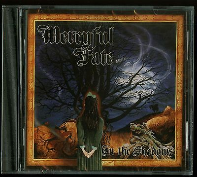 Mercyful Fate In The Shadows German press CD new