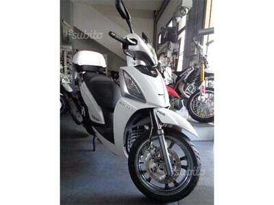 Nuovo in promo kymco people gti 300 abs white 2016