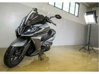 New kymco downtown 350i grigio 2016