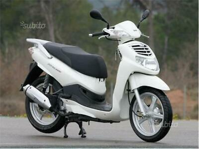 Nuovo in promo scooter sym hd 125 bianco - 2016