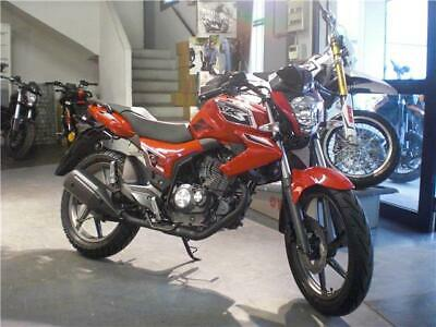 New benelli rks 125 red - 2016
