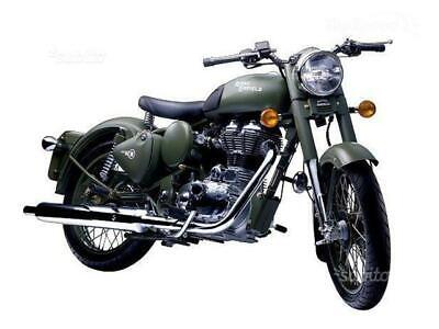 Royal enfield bullet 500 battle green - 2016