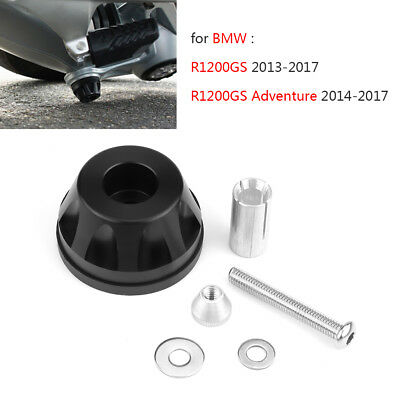 Final Drive Housing Cardan Crash Slider Protector for BMW R1200GS LC + ADV 14-17