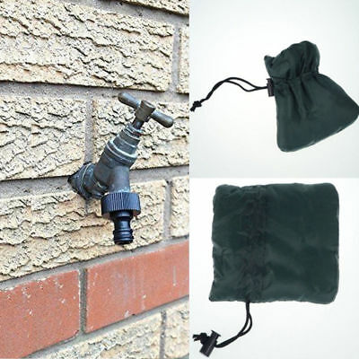 Winter Outside Garden Tap Cover Frost Jacket Insulated Protector Thermal Outdoor