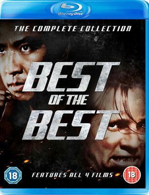 Best of the Best: The Complete Collection DVD (2016) Eric Roberts ***NEW***
