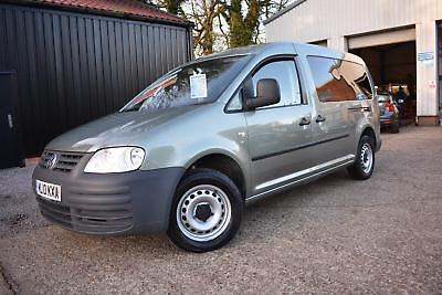 2010(10) Volkswagen Caddy Maxi 1.9TDI ( 104PS ) Maxi
