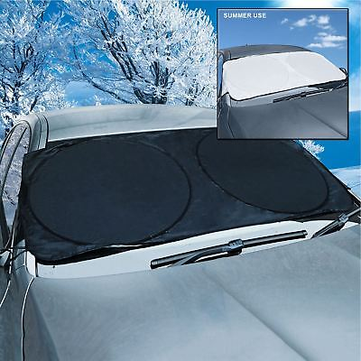Frost Shield Car Windscreen Cover Snow Ice Protection Winter Window Guard Screen