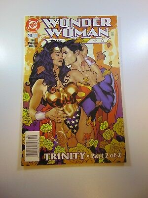 Wonder Woman #141 2nd series VF condition Huge auction going on now!