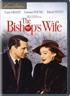 The Bishop's Wife [New DVD] Eco Amaray Case